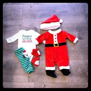 Carters Newborn Holiday Lot